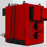 Новинка от компании Altep! Промышленный котел на твердом топливе Altep KT-3ENmega