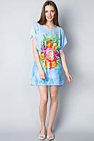 Летнее платье - туника Лола 10