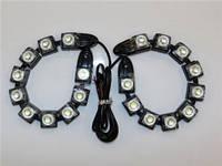 Дневные ходовые огни MC-DRL-32 (6 LED)