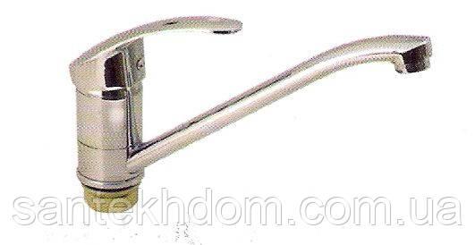 Змішувач для кухні і умивальника Champion Mars ялинка гайка 25см