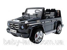 Детский электромобиль Mercedes AMG G55 черный