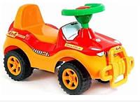 Каталка-толокар детская машинка Джипик Орион 105