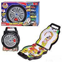 Детский игровой набор машинок Колесо 78130