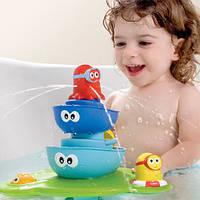 Игровой набор детский для купания Водопад Yookidoo D 40115
