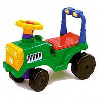 Каталка-толокар детская Беби трактор Орион 931