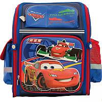 Ранец рюкзак детский школьный ортопедический Тачки 551502