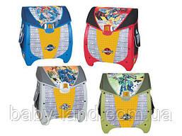 Ранец рюкзак школьный детский ортопедический Robotech Tiger 1604