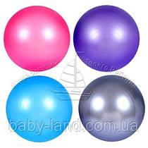 Мяч для фитнеса 55 см гимнастический резиновый Profi M 0275 U-R