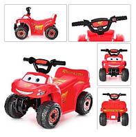 Электромобиль квадроцикл для детей Тачки аккумулятор  ZP 5115