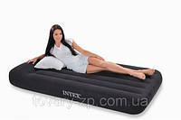 Ліжко матрац надувний з вбудованим насосом 220V Intex 66779, фото 1