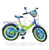 Велосипед 20 дюймов мульт Чима для детей двухколесный Profi P 2049 CH