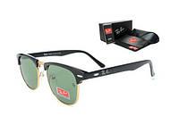 Солнцезащитные очки  Ray-Ban RB3016 Classic Clubmaster Sunglasses