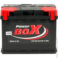Автомобильный Аккумулятор Powerbox А1 Power Box Euro 60Ач 12В (SLF060-00)