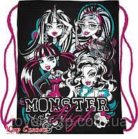Сумка-рюкзак Monster High для сменной обуви детская MHBB-RT3-883