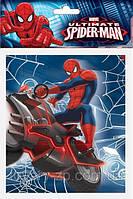 Фартук детский Spiderman для трудов Kinderline SMAP-MT1-029M