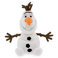 Плюшевая мягкая игрушка Снеговик Олаф - 8'' (20.3 см).