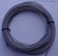 Леска Saber 2,4 мм,1 м армированная, фото 1