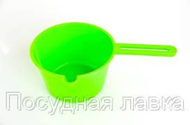 Ковш 1 л пластмассовый пищевой