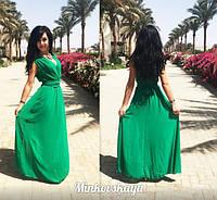 Женское длинное платье ММ153, фото 1