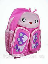 Рюкзак шкільний ортопедичний для малюків Tiger 2925 Метелик