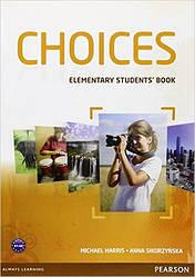Choices Elementary Students' Book (учебник/підручник)