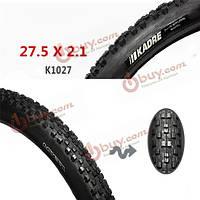 Шина для горного дорожного велосипеда Kenda k1027 27.5*2.10