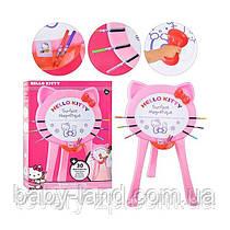 Мольберт Hello Kitty детский для рисования Bambi H 04466