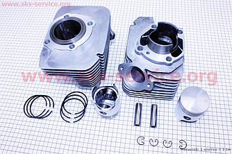 Циліндр к-кт (цпг) 12V 350cc-58мм