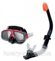 Набор для плавания детский маска трубка Intex 55949