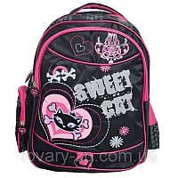 Рюкзак школьный ортопедический Sweet Cat детский 1 Вересня 551464