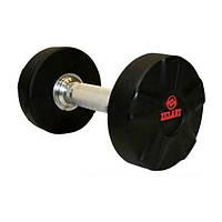 Гантель цельная профессиональная DB6112-15 15 кг 1 шт