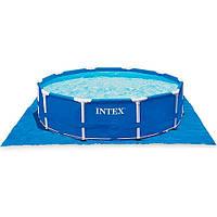Подстилка под бассейн для наливных и каркасных бассейнов диаметром 244/305/366/457см
