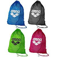 Сумка рюкзак мешок для бассейна спортивный Arena Arena MESH 93417