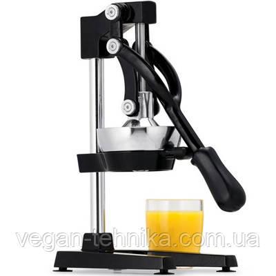 Механический пресс для цитруса Sana Citrus Press Black