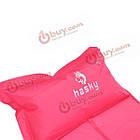 Открытый кемпинг походы надувные подушки сворачивание спальная кровать матрас коврик, фото 6