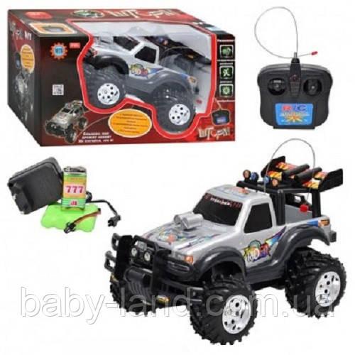 Машинка-джип детская на радиоуправлении аккумулятор HQ3012