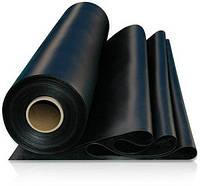 """Плівка Чорна 150"""" поліетилен гідроізоляційна 4х25 м/п Угорщина"""