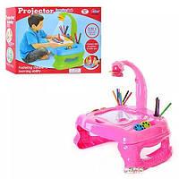Столик-пректор для рисования детский Concord Toys 5555-66