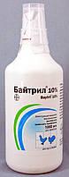 Байтрил 10% 1л-антимикробный препарат