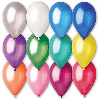 """Воздушные шары оптом без рисунка. размер 10"""" (24 см)"""