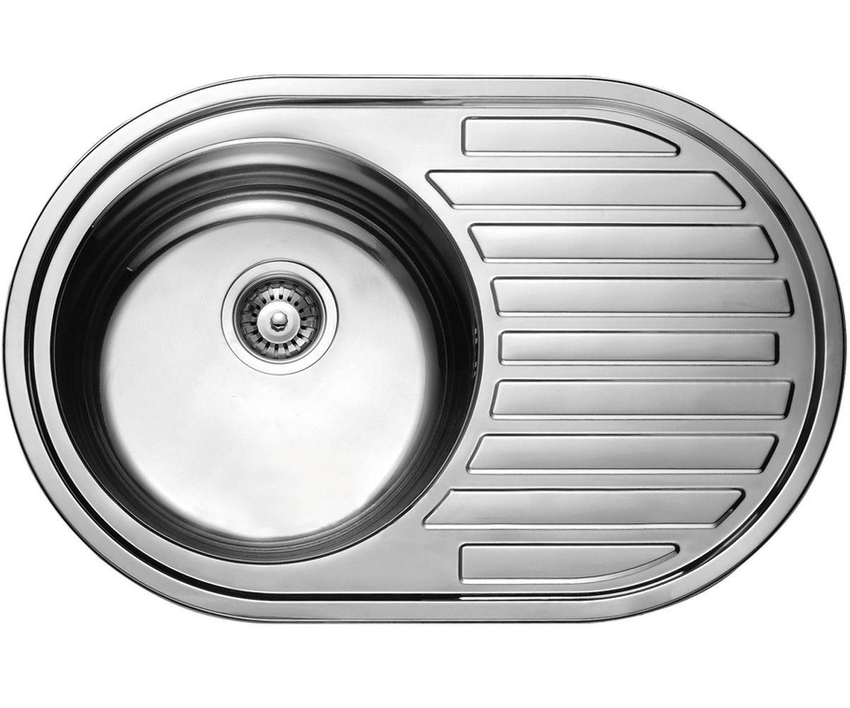 Мийка для кухні OraLux D7750PF поліш