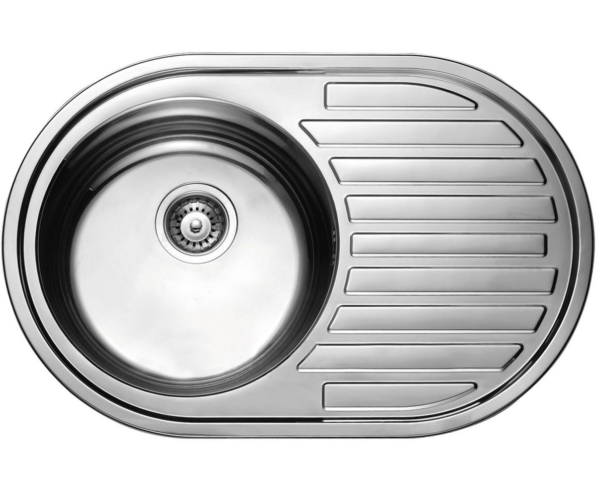 Мойка для кухни OraLux D7750PF полиш