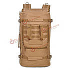 Тактический мужской рюкзак 60л, фото 5