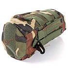 Мужская сумка через плечо тактическая тканевая, фото 3