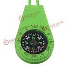 Выживание мини компас Тип весов с водой повесить веревку случайный цвет, фото 3