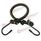12 18 30-дюймов упругие эластичные шнуры банджи армии ремни, фото 5