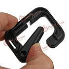 D-образное кольцо D-образного сильная карабин оснастки тактический рюкзак пешие прогулки пряжка, фото 3
