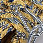 Альпинизм скалолазание диаметр каната 8 мм 1м струна шнур аксессуар для выживания скоростного спуска спасательного, фото 2