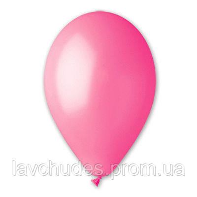 """Воздушные шары оптом 12""""/57 1102-0338  Воздушные шары ярко-розовые."""