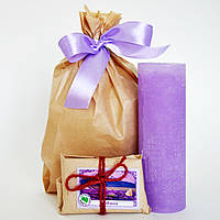 Подарок лавандовый (мешочек)